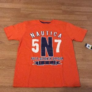 Nautica short sleeve tee shirt